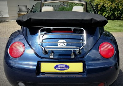 Vw Beetle Convertible Boot Luggage Rack