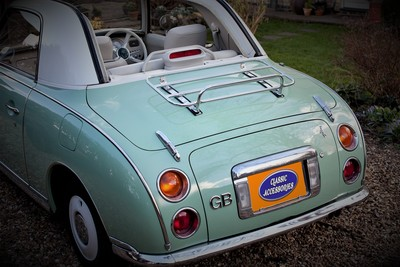 Nissan Figaro Boot Luggage Racks
