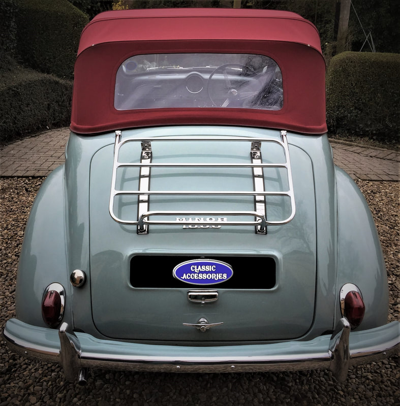 Morris Minor 1000 Classic Boot Luggage Rack